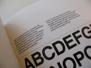 Paul Rand, IBM Sign Standards Manual